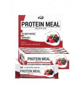 Barrita frutas del bosque protein meal 35gr