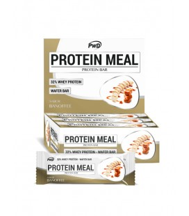 Barrita banoffee protein meal 35gr