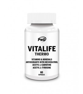 Vitalife thermo 60 capsulas