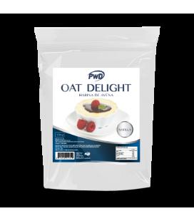 Harina de avena oat delight natilla 1.5 kg