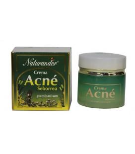 Crema acne y seborrea