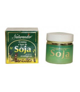 Crema ecologica soja naturandor 50 ml