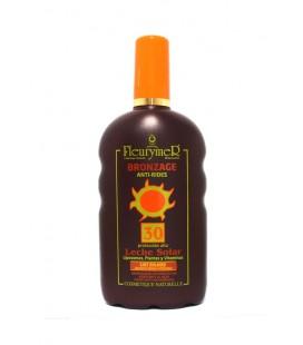 Leche solar corporal spf 30 250 ml