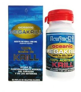 Megakrill 100% aceite de krill 60 per 500mg (megakrill)