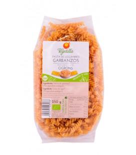 Espirales de garbanzos sin gluten bio 250g