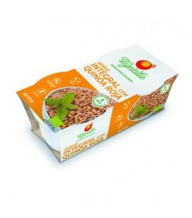Vgt arroz integral y quinoa bio precocinado 2x125gr