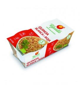 Vgt quinoa blanca y roja bio precocinado 2x125gr