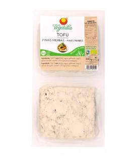 Refrigerado tofu finas hierbas bio ccpae 2x150 gr