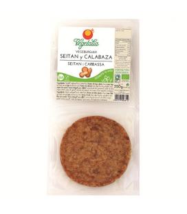 Refrig vegeburguer seitan calabaza bio 320 g ccpae