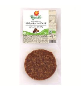 Refrig vegeburguer seitan y shiitake bio 320 g ccpae