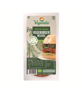 Refrig vegeburguer deluxe barbacoa bio 160g ccpae