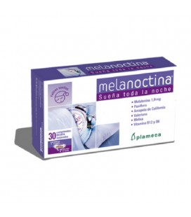 Melanoctina bicapa 30 comprimidos