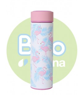 Termo infusionador bbo irisana flamenco 550ml