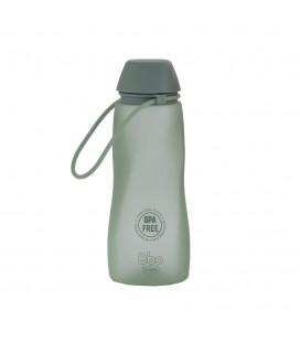 Botella bbo tritan verde 550 ml. irisana