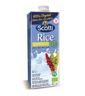 Scotti bebida bio arroz y quinoa 1l