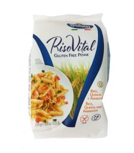 Scotti macarrones arroz quinoa y amaranto sin gluten 250gr