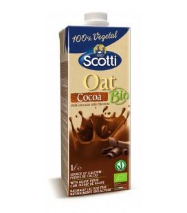 Scotti bebida bio avena chocolate 1l