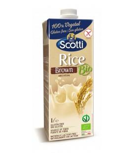 Scotti bebida bio arroz integral 1l
