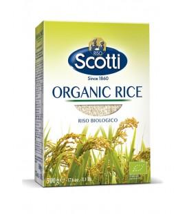 Scotti arroz bio 'ribe' al vacio 500gr
