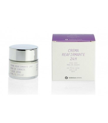CREMA REAFIRMANTE BABA Y ALOE 50ML