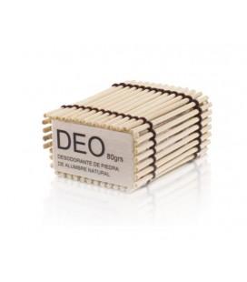 Desodorante deo bambu (sin aluminio) 80gr