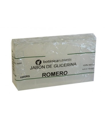 JABON AROMATICO ROMERO 100GR