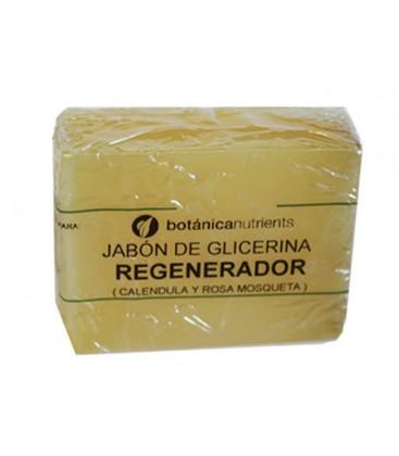 JABON TRATAMIENTO REGENERADOR 100GR (CALENDULA Y ROSA MOSQUETA)