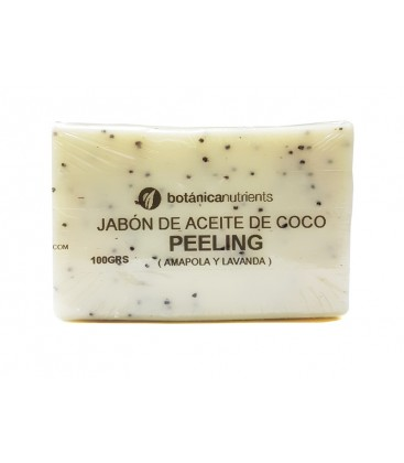 JABON TRATAMIENTO PEELING 100GR