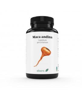Maca andina 60caps 500mg