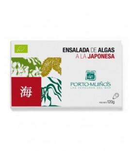Ensalada de algas a la japonesa lata