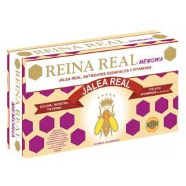 Reina Real Memoria 20 Ampollas Robis