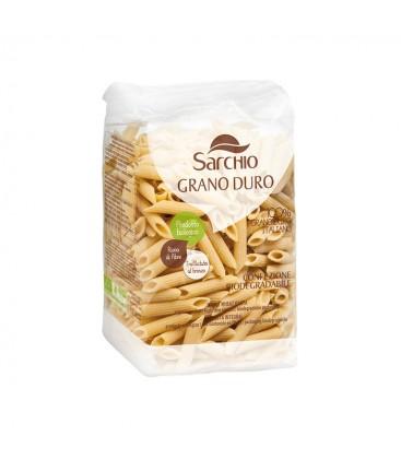 MACARRONES SEMOLA DE TRIGO DURO BIO 500 GR