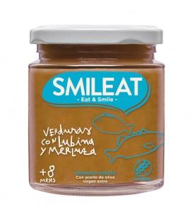 Potito bio verduras lubina merluza 230 g ( y 8meses)