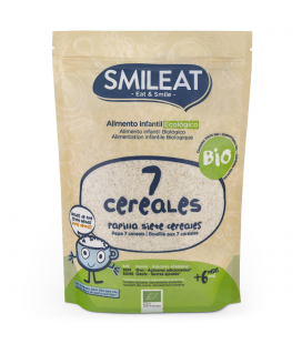 Papilla 7 cereales bio 200 gr ( y 6 meses)