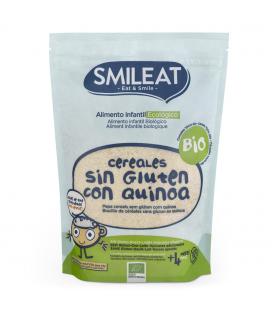 Papilla cereales sin gluten con quinoa bio 200 gr ( y 4 meses)