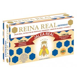 reina real defensas 20 amp 10ml