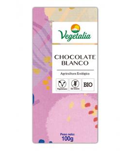 CHOCOLATE BLANCO BIO CCPAE 100 GR