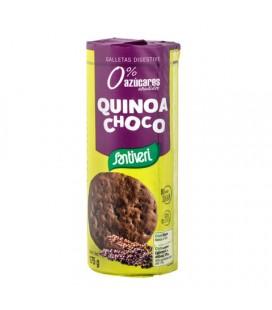 GALLETA DIGESTIVE QUINOA CHOCO 175 g