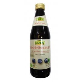 zumo arandano azul bio 330cc eden