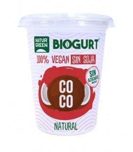 REFRIG BIOGURT COCO NATURE BIO 400 G