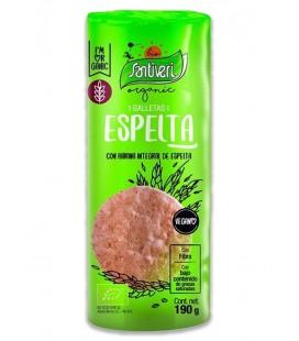GALLETAS ESPELTA BIO 190 gr