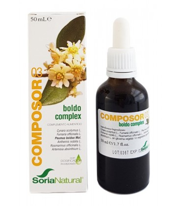 composor 3 boldo complex 50 ml