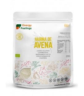 HARINA DE AVENA ECO SIN GLUTEN: (1 Kg.) XXL PACK