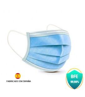 Pack 50 mascarilla quirúrgica de 3 capas st (pack de 50)