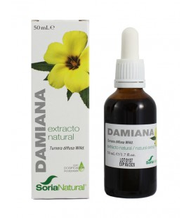 EXTRACTO DE DAMIANA 50 ML