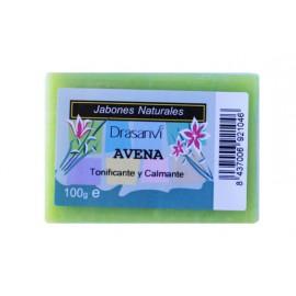jabon avena 100 gr