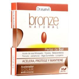 bronze acelar solar antiox 30 perl
